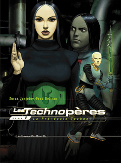 Les Technopères T1 : La Pré-école Techno