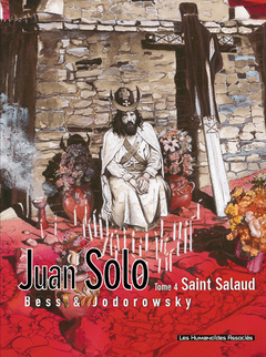 Juan Solo T4 : Saint Salaud