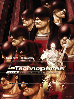 Les Technopères T4 : Halkattraz, l'étoile des Bourreaux