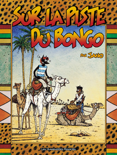 Kebra & Keubla  : Sur la piste du bongo