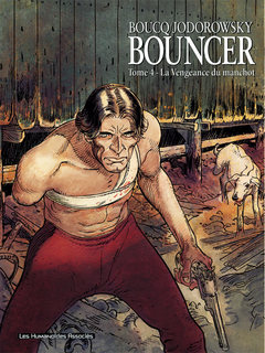 Bouncer T4 : La Vengeance du manchot