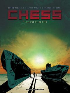 Chess T1 : Tu n'es qu'un pion