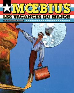 Mœbius Œuvres : Les Vacances du Major USA