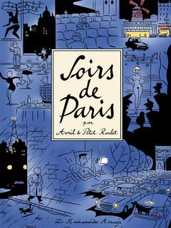 Soirs de Paris - 30*40