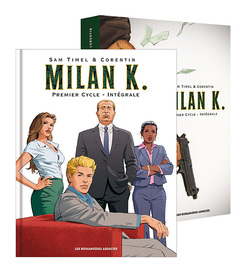Milan K. - Intégrale sous coffret