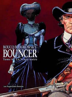 Bouncer - Numérique T6 : La Veuve noire