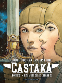 Castaka - Numérique T2 : Les Jumelles rivales
