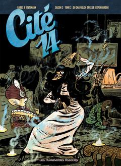 Cité 14 - Numérique S2 T2 : Du chavoulch dans le resplandador