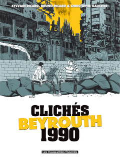 Clichés - Beyrouth 1990 - Numérique