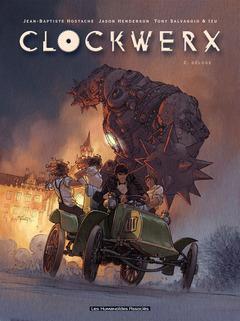Clockwerx - Numérique T2 : Déluge