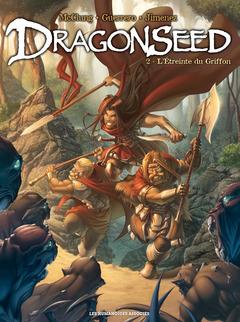 Dragonseed - Numérique T2 : L'Étreinte du Griffon