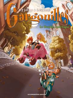 Gargouilles - Numérique T5 : Le Double maléfique