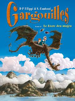 Gargouilles - Numérique T6 : Le Livre des Mages