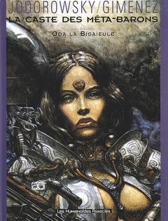 La Caste des Méta-Barons - Numérique T4 : Oda la Bisaïeule
