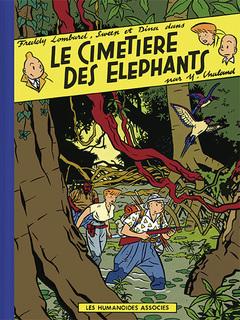 Freddy Lombard - Numérique : Le Cimetière des éléphants