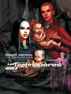 Les Technopères - Numérique T5 : La secte des Techno-évêques