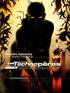Les Technopères - Numérique T6 : Les secrets du Techno-Vatican
