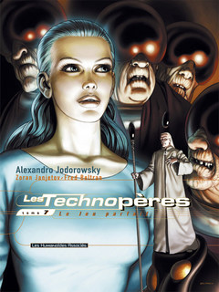 Les Technopères - Numérique T7 : Le Jeu parfait