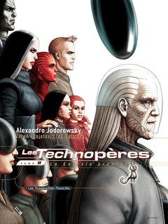 Les Technopères - Numérique T8 : La Galaxie promise