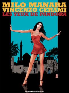 Les Yeux de Pandora - Numérique