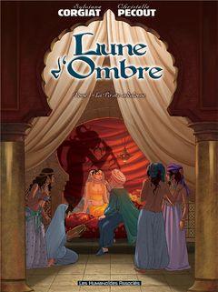Lune d'Ombre - Numérique T1 : La pirate andalouse
