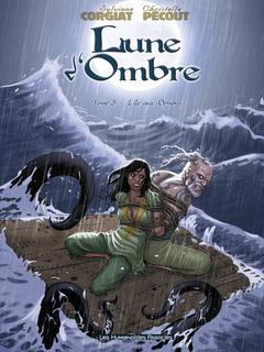 Lune d'Ombre - Numérique T3 : L'île aux démons