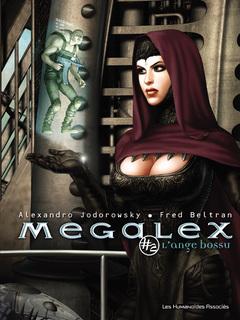 Megalex - Numérique T2 : L'Ange Bossu
