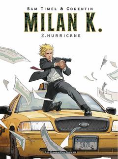 Milan K. - Numérique T2 : Hurricane