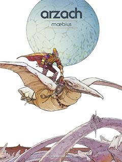 Mœbius Œuvres - Numérique : Arzach classique