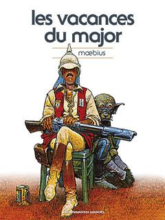 Mœbius Œuvres - Numérique : Les Vacances du Major classique