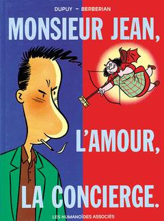 Monsieur Jean - Numérique T1 : Monsieur Jean, l'amour, la concierge