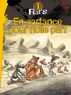 Rat's - Numérique T1 : En partance pour nulle part