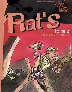 Rat's - Numérique T2 : Quand pousse le bitume