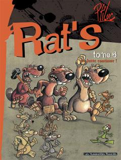 Rat's - Numérique T6 : La lutte continue