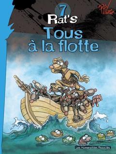 Rat's - Numérique T7 : Tous à la flotte
