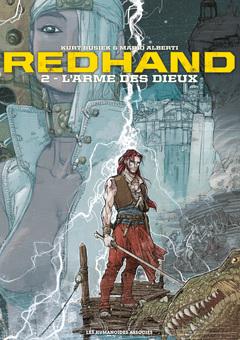 Redhand - Numérique T2