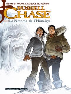 Russell Chase - Numérique T2 : Le Fantôme de l'Himalaya