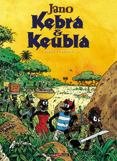 Kebra & Keubla  - Numérique : Wallaye !