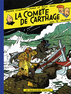 Freddy Lombard - Numérique : La Comète de Carthage