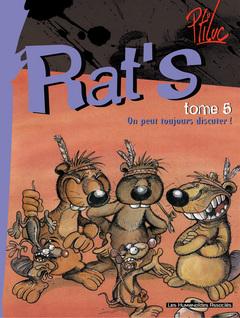 Rat's - Numérique T5 : On peut toujours discuter !