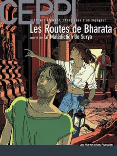 Stéphane Clément, chroniques d'un voyageur - Numérique T4 : Les Routes de Bharata - La Malédiction de Surya