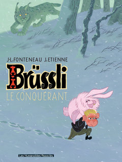 Brüssli - Numérique T1 : Le Conquérant
