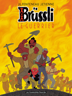 Brüssli - Numérique T2 : Le Guerrier