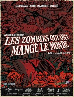 Les Zombies qui ont mangé le monde - Numérique T4