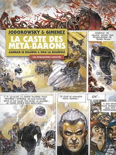 La Caste des Méta-Barons - Intégrale T3 & 4