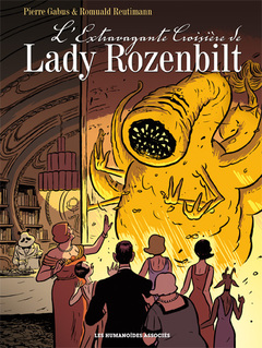 L'Extravagante Croisière de Lady Rozenbilt - Numérique
