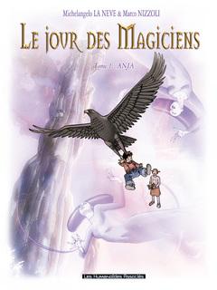 Le Jour des magiciens - Numérique T1 : Anja