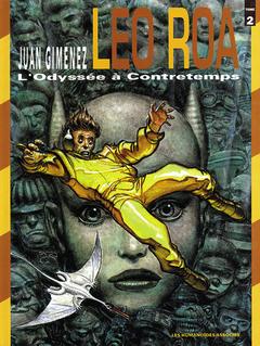 Léo Roa - Numérique T2 : L'Odyssée à contretemps