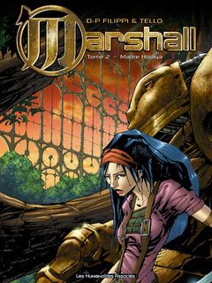 Marshall - Numérique T2 : Maître Hisaya