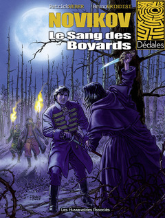 Novikov - Numérique T2 : Le Sang des Boyards
